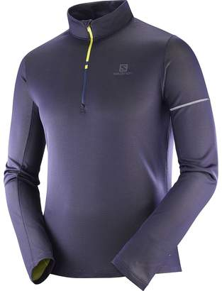Salomon Agile 1/2-Zip Mid Shirt - Men's