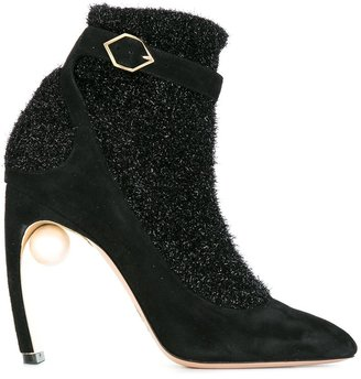 Maeva pearl ankle boots