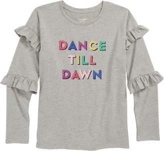 Kate Spade dance till dawn graphic top