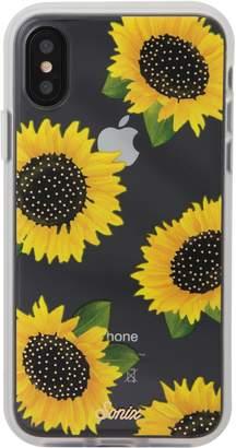 Sonix Sunflower iPhone X/Xs, XR & X Max Case