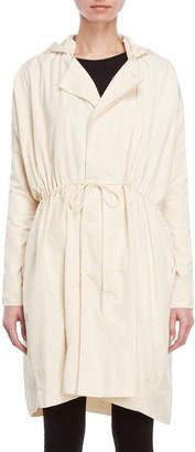 Liviana Conti Tie-Waist Raincoat