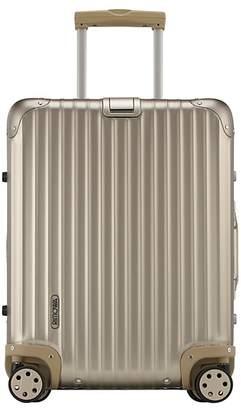 "Rimowa Topas Titanium Cabin 22"" Multiwheel®"