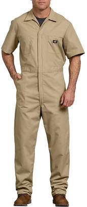 28a8b31300b8 Dickies Short Sleeve Workwear Coveralls-Big and Tall