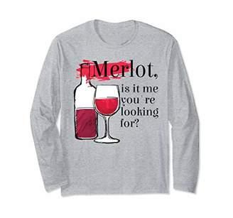 Funny Merlot Shirt - Merlot Gift - Funny Wine Gift