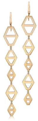 Walters Faith Keynes Five Drop Signature Hexagon Earring