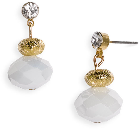 Nordstrom Small Bead Drop Earrings
