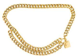 Chanel Coco Chain-Link Belt