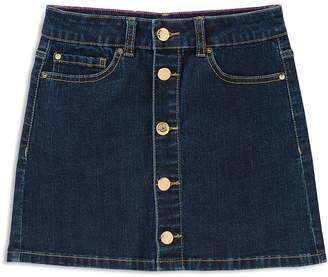 Kate Spade Girls' Denim Skirt