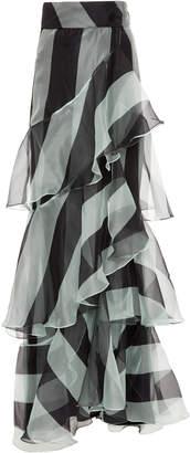 Basile Johanna Ortiz M'O Exclusive Pico Silk Organza Skirt