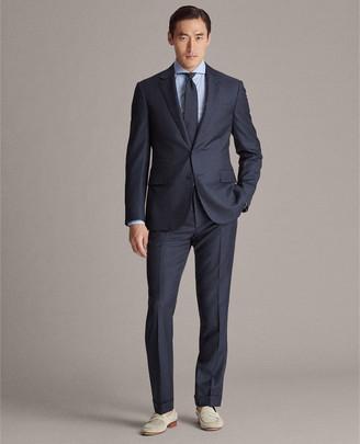Ralph Lauren Gregory Sharkskin Suit