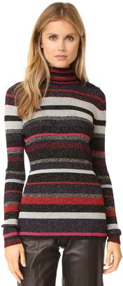 Diane von Furstenberg Leela Sweater $298 thestylecure.com