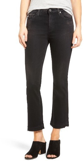 AG JeansWomen's Ag Jodi High Waist Slim Crop Flare Jeans