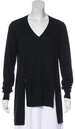 Givenchy Wool & Alpaca-Blend Pullover Sweater