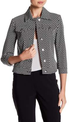 Insight Quatre Print Jacket