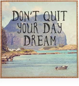 Deny Designs Deny Day Dream Framed Print, 12 x 12
