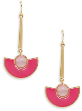 Kate Spade Kate Spade New York Geometric Drop Earrings