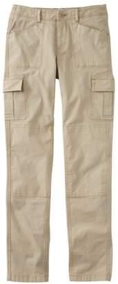 L.L. Bean L.L.Bean Stretch Canvas Cargo Pants