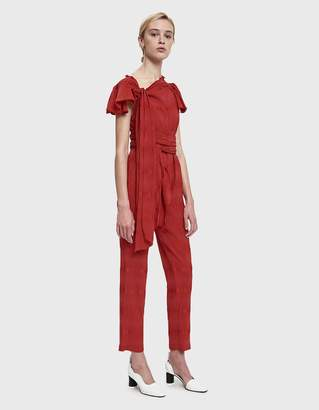 d25e5a9a2f0 Rachel Comey Stance Tie Waist Jumpsuit