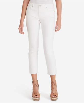 Jessica Simpson Junior Arrow Straight Ankle Jeans