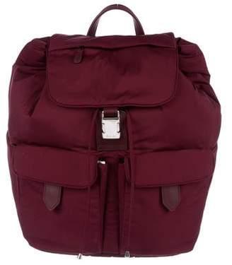 Loro Piana Voyager Drawstring Backpack