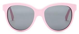 Dolce & Gabbana Unisex Matt Silk Cat Eye Acetate Frame Sunglasses $185 thestylecure.com
