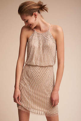 Anthropologie Grand Central Wedding Guest Dress $295 thestylecure.com