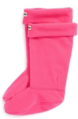 Hunter Fleece Welly Boot Socks