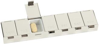 One Kings Lane Pill Box - Silver