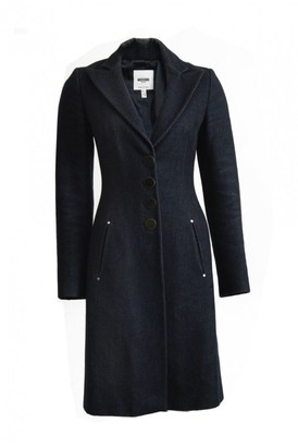 Moschino Navy Denim - Jeans Coats