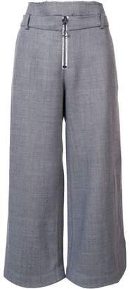 Ellery cropped palazzo pants