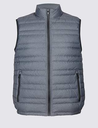 "Marks and Spencer Down & Feather Gilet with Stormwearâ""¢"