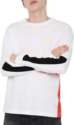 Diesel T-Harus Long Sleeve T-Shirt