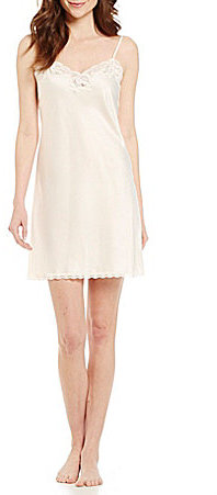Lauren Ralph Lauren Lauren Ralph Lauren Signature Collection Satin Chemise