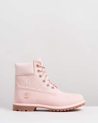 """Timberland 6"""" Premium Boots - Women's"""