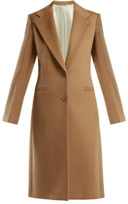 Joseph Marline Wool Blend Coat - Womens - Camel