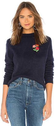 House Of Harlow x REVOLVE Floral Embroidered Sweater