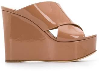 Sergio Rossi platform sandals