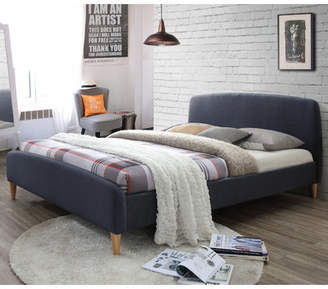 Wholesale Interiors Georgio Upholstered Platform Bed