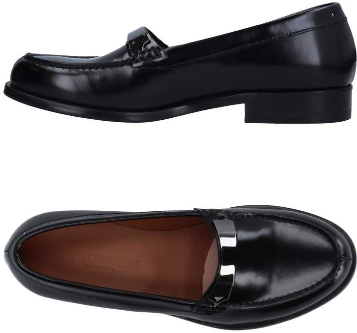 EMPORIO ARMANI Loafers