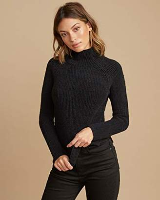 RVCA Junior's Oracle High Neck Sweater