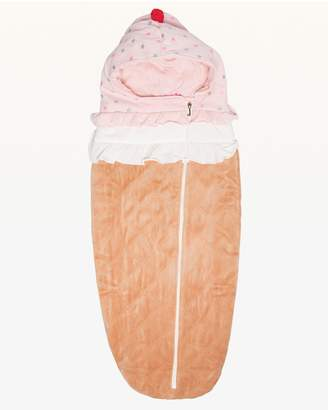 Juicy Couture Ice Cream Cone Sleeper for Baby