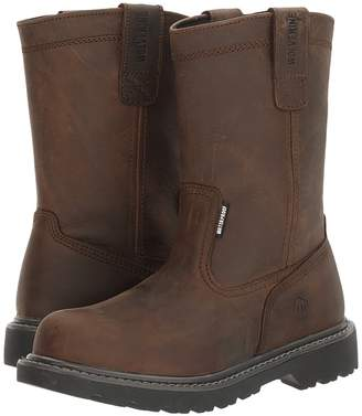Wolverine Floorhand 10 Steel Toe Women's Work Lace-up Boots