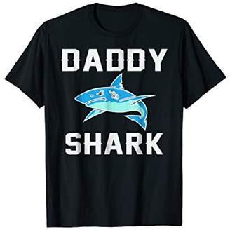 Daddy Shark T-Shirt For Men