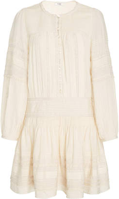 Sea Azzedine Long Sleeve Tunic Dress