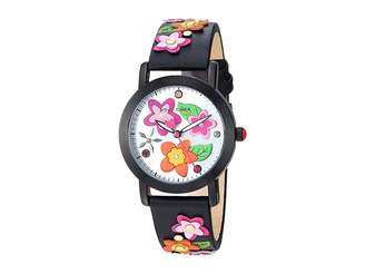Betsey Johnson 37BJ00677-04BX Floral Dial