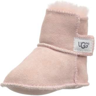 UGG I Erin Infant US 4 Pink Snow Boot