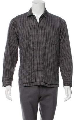 Stephan Schneider Checked Flannel Shirt