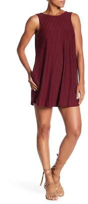 RVCA Tempted Striped Swing Dress