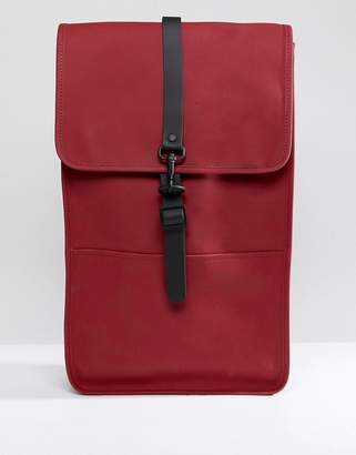 Rains 1220 Backpack In Red