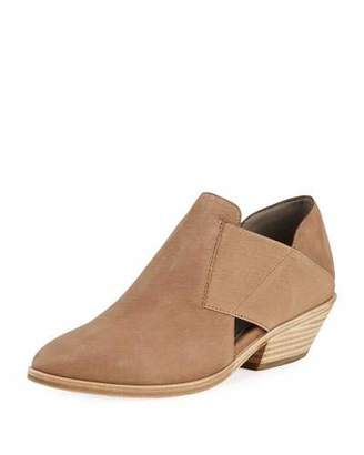 Eileen Fisher Perry Leather Ankle Booties